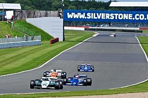 GP da Grã-Bretanha confirma provas de carros clássicos da F1