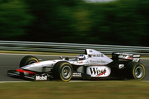 Formel 1 Historie Das Geheimnis der McLaren-Lenkbremse 1997: