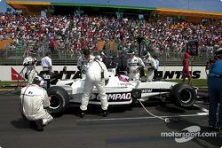 Jenson Button, Williams