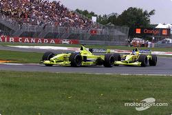 The two Minardis