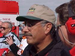 Chris Agajania, car owner