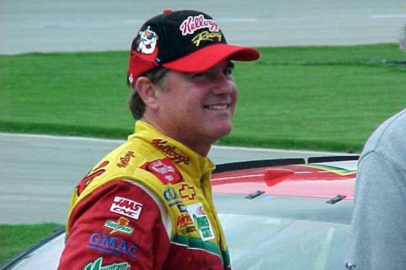 El ganador de la Pole, Terry Labonte
