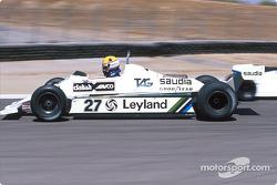 1981 Williams FW07C