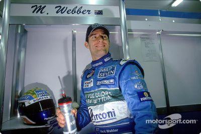 Sesión de prueba de Benetton