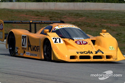 Charlie Agg's Nissan R90C