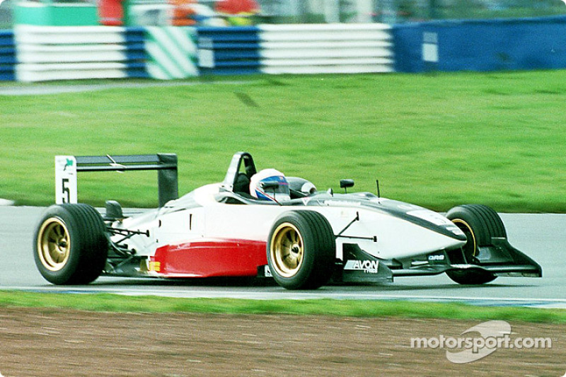 Anthony Davidson (2001)