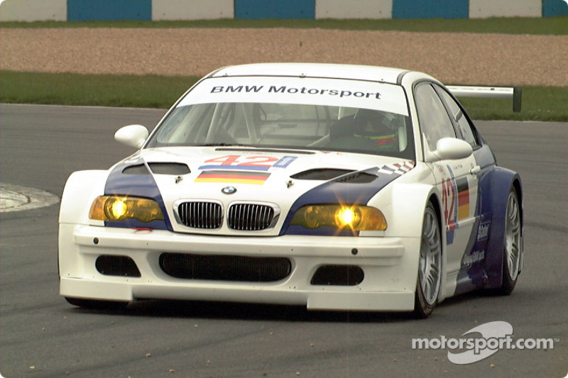 Jorg Muller, BMW