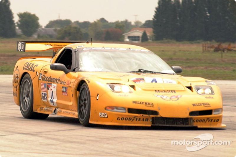 Goodwrench Corvette