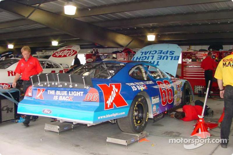Haas/Carter Motorsports