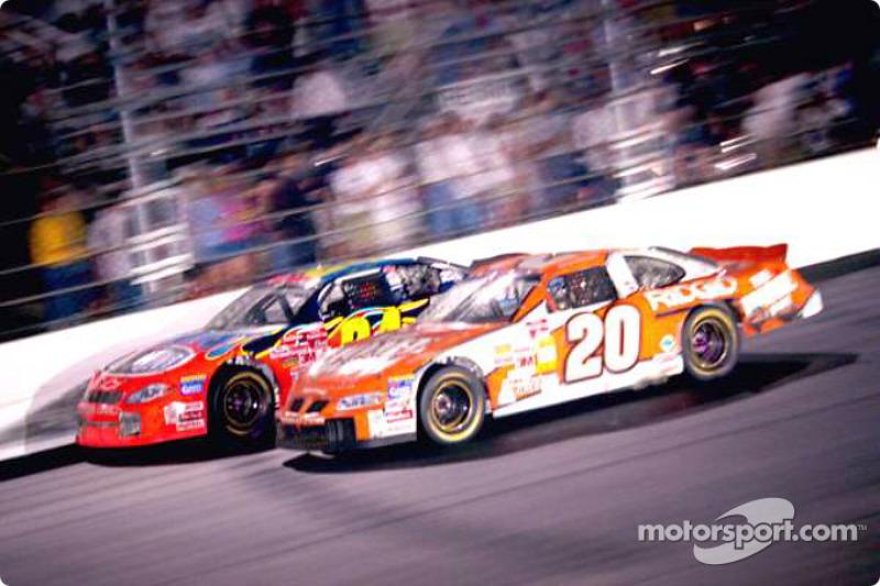 2001: NASCAR-Vize-Champion