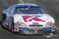 Jimmy Spencer ran strong all race