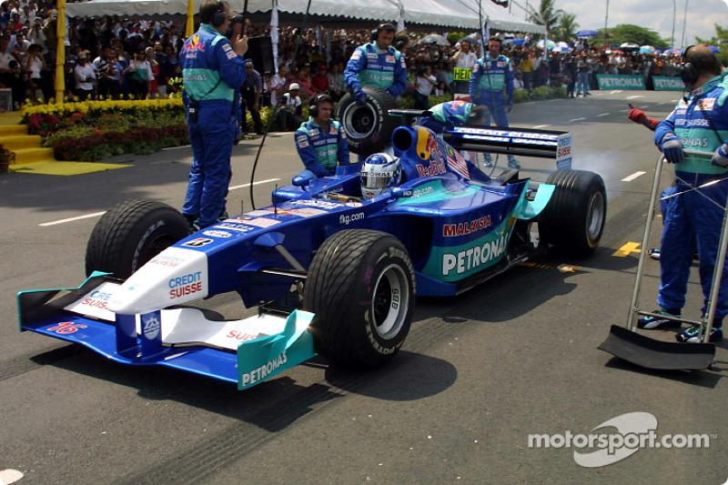 2001: Sauber C20 - Petronas (Ferrari)