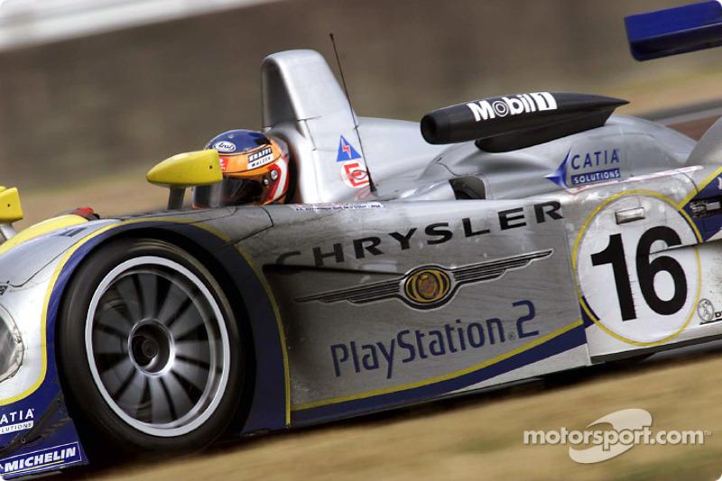 Karl Wendlinger, Team Playstation Chrysler LMP