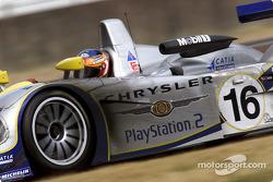 Karl Wendlinger, Equipo Playstation Chrysler LMP