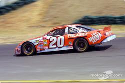 Tony Stewart, Joe Gibbs Racing Pontiac