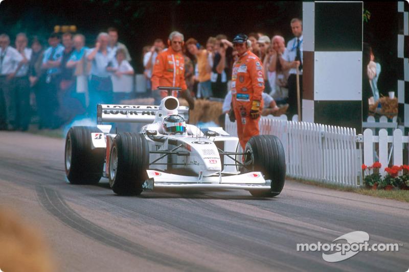 Goodwood Festival of Speed: Darren Manning