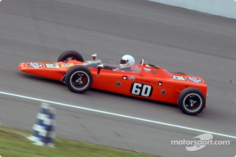 Historic Champ cars showcase: 1968 Lotus 56 Turbine