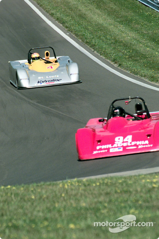 Darryl Shoff and Duke Johnson
