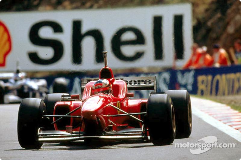 GP Belgien 1996