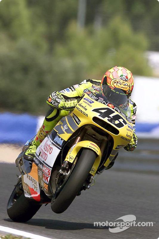 Grand Prix von Portugal 2001 in Estoril