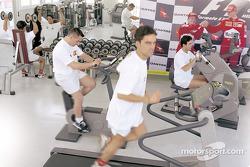 El Proyecto Bienestar para la Scuderia Ferrari