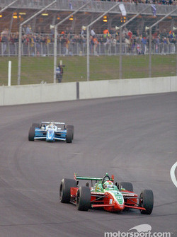 Adrian Fernandez and Patrick Carpentier