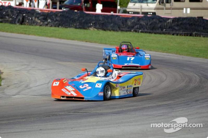 Race 15, Spec Racer Ford: Jeff Beck