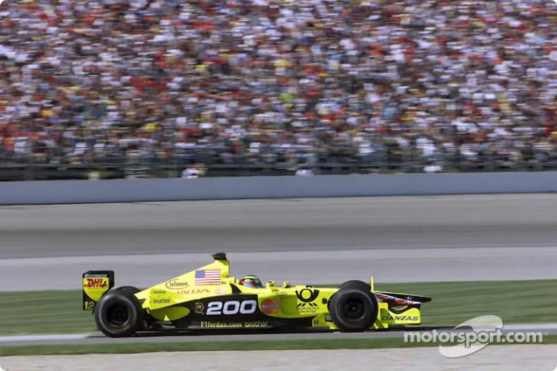 Jean Alesi: 201 Rennen