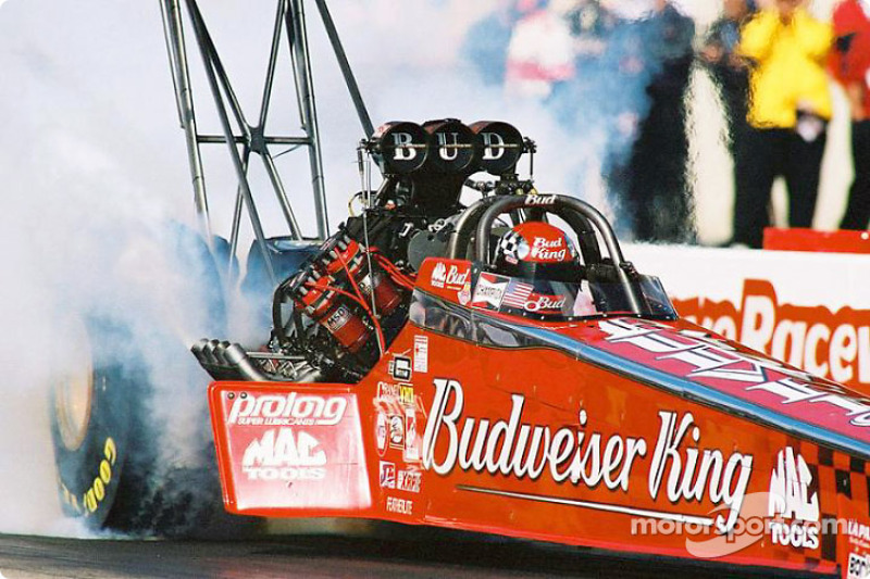 Budweiser & Kenny Bernstein
