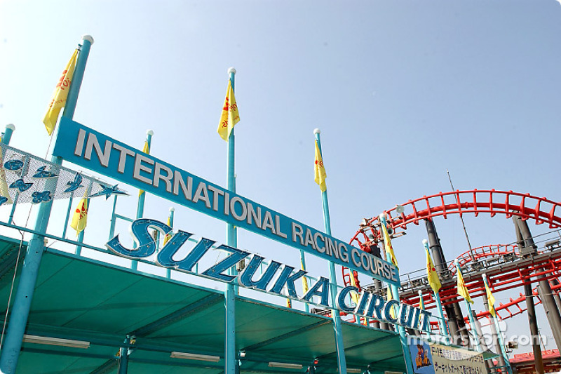 Welcome to Suzuka