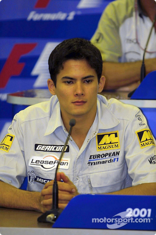Press conference: Alex Yoong