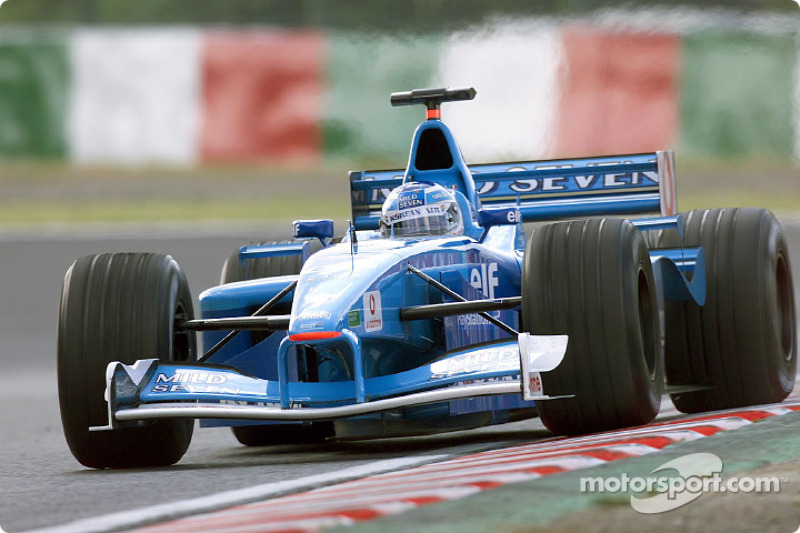 Giancarlo Fisichella au GP du Japon