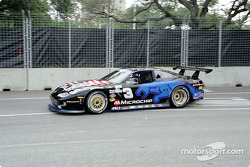 Paul Gentilozzi, #3 Jaguar XKR