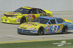 John Andretti y Kenny Wallace