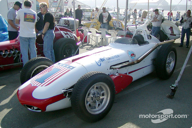 1960 Watson-Offy of Rodger Ward