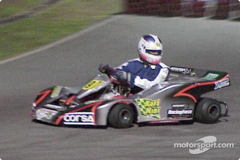 Osvaldo Negri Jr. in action