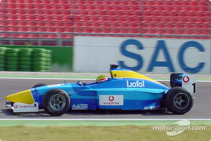 FIA pruebas de Fórmula 3000, junio de 2001