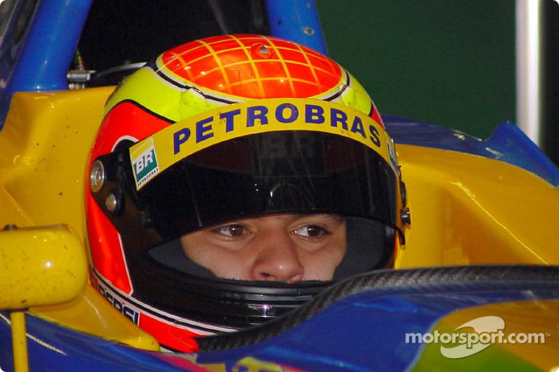 Antonio Pizzonia, Petrobras