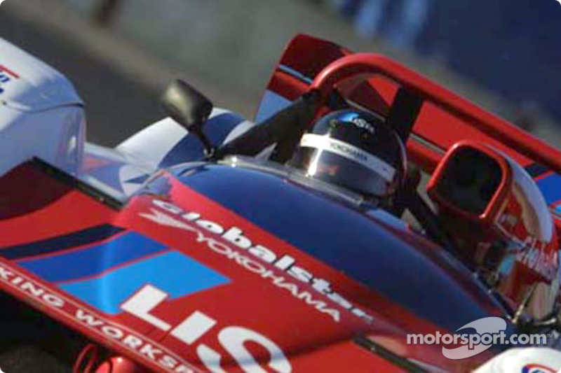Didier Theys pilots the Doran Lista Racing Judd Ferrari