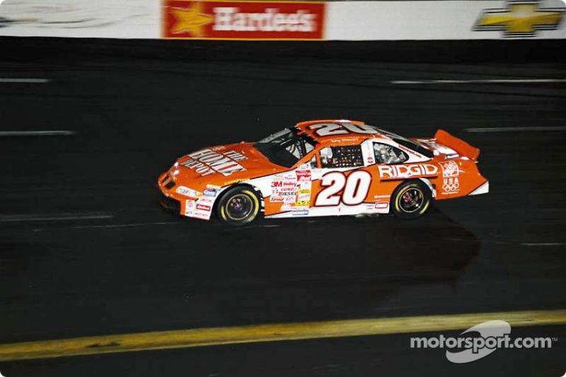 September 1999: Der erste NASCAR-Sieg