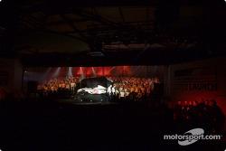 Presentando el BAR Honda 004