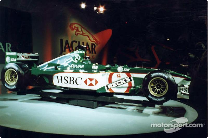 El nuevo Jaguar R3