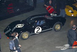 Ford's racing GT40