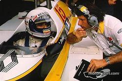 Alain Prost ve Bernard Dudot