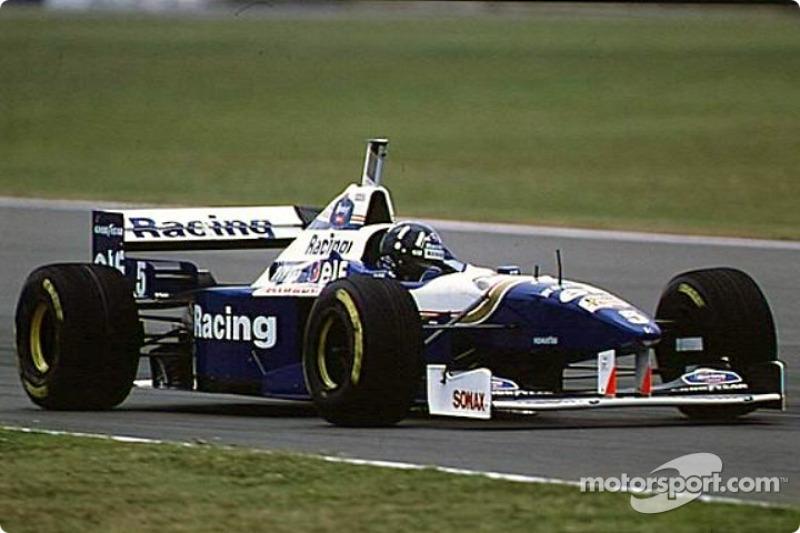 1996: Williams FW18