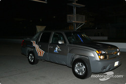 Official Vehicle to the 2002 Winter Olympics, Chevrolet Avalanche