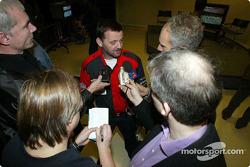 Interview ve Paul Stoddart