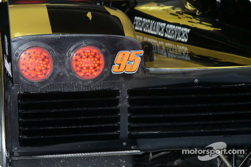 TVR Tom Volk Racing Riley and Scott