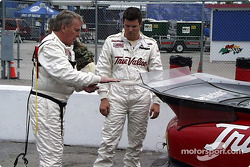Dick Trickle et Scott Sharp