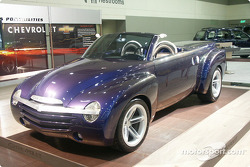 Chevrolet SSR Concept vehicle